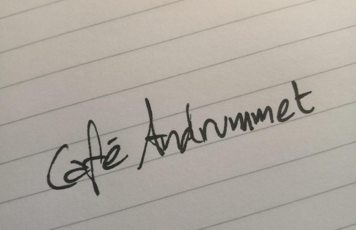 Café Andrummet